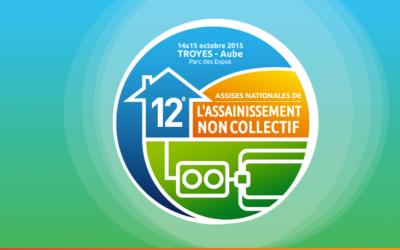 ATB expose aux assises de l'ANC de Troyes les 14 et 15 octobre 2015 – Stand 105