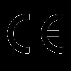 Logo CE micro-station d'épuration ATB Belgique