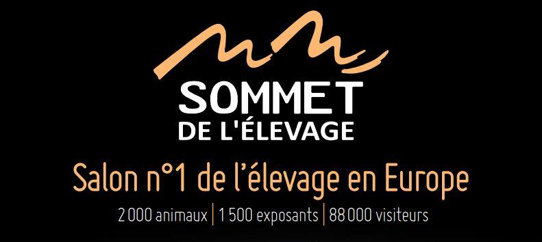 ATB Belgique au Sommet de l'élevage de Clermont-Ferrand les 4, 5 et 6 octobre 2017