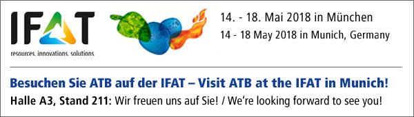 IFAT 2018 x ATB