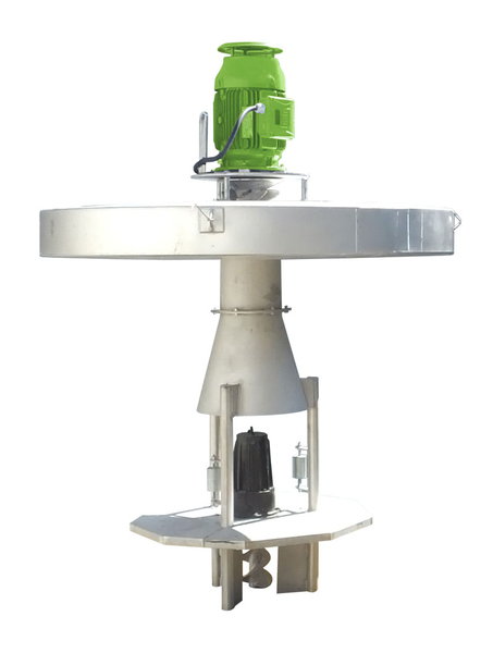 Aérateurs de surface / mélangeurs combinés