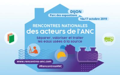 ATB Belgique au salon «Rencontres nationales des acteurs de l'ANC», les 16 et 17 octobre 2019
